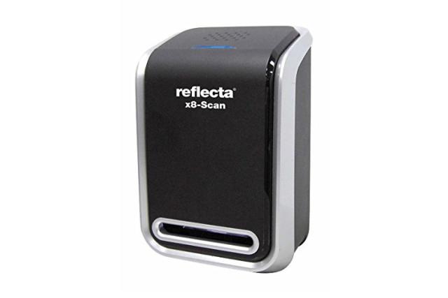Reflecta x8 Scan, un bon produit d'entrée de gamme