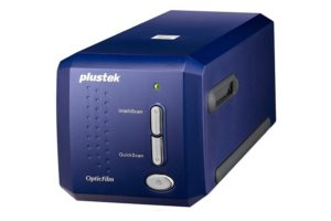 Plustek OpticFilm 8100 scanner diapositive