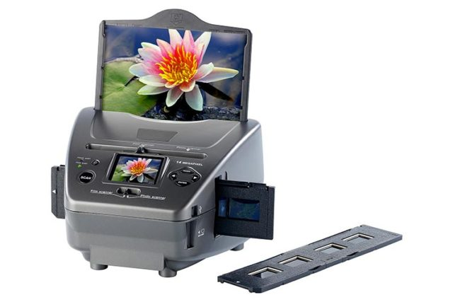 Somikon SD-1400 : un scanner adapté aux particuliers mais attention…