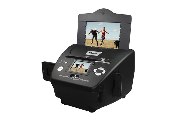scanner Rollei PDF - S240 SE test