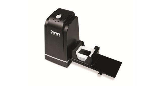 Ion slides Forever Scanner, un bon scanner d'entrée de gamme